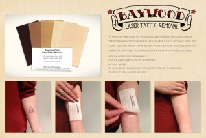 Baywood-Clinic-Laser-Tattoo-Removal-service-business-card